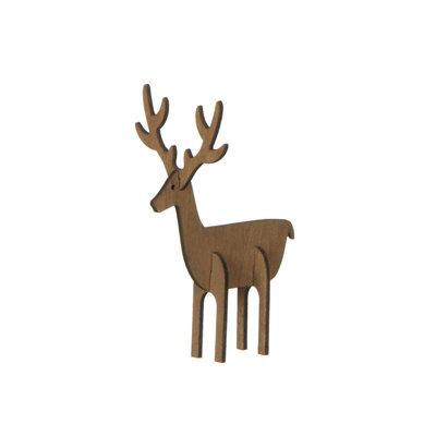 Deer Brown Small