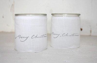 (Op) de Maalzolder - Tealight Merry Christmas