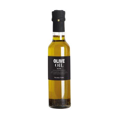 Nicolas Vahé - Olive oil with basil