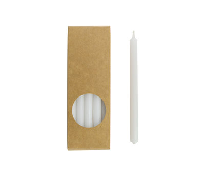 Rustik Lys - Little candles White L