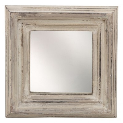 PTMD - Mirror Madera white