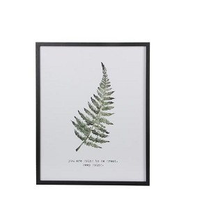 Mica - Painting fern