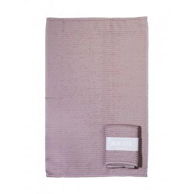 Mijn Stijl - Towel pink