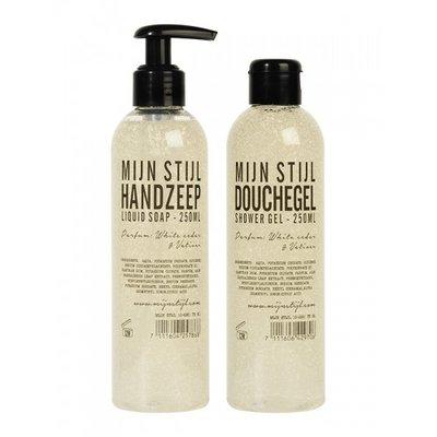 Mijn Stijl - Shower gel White cedar & vetiver