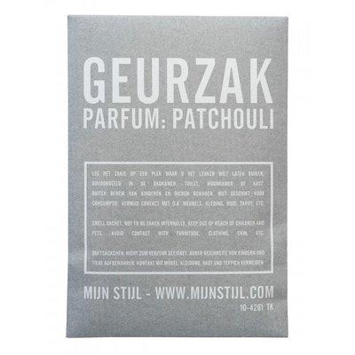 Mijn Stijl - Scented bag Patchouli Grey