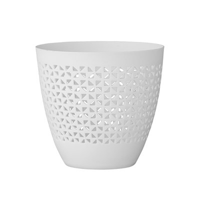 Bloomingville - Votive Porcelain White B