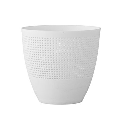 Bloomingville - Votive Porcelain White C