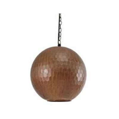 PTMD - Hanging lamp Industry Ruby Copper