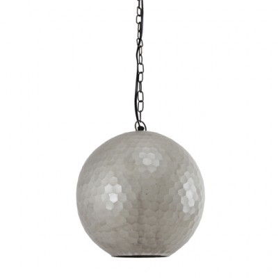 PTMD - Hanging lamp Industry Silver