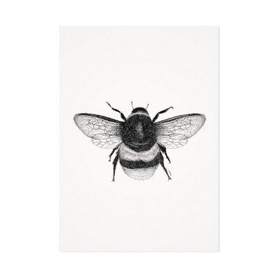 Mélisse - Card The bee