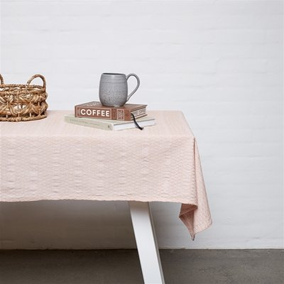 Bloomingville - Table cloth Rose 340x140