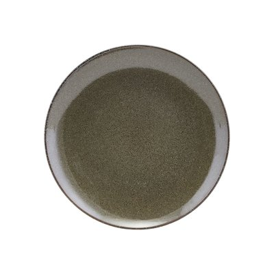 House Doctor - Lake Green Lunch plate - Sale