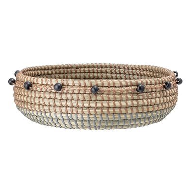 Bloomingville - Basket Seagrass Multi-color