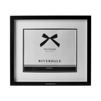 Riverdale - Photo frame Fashion black
