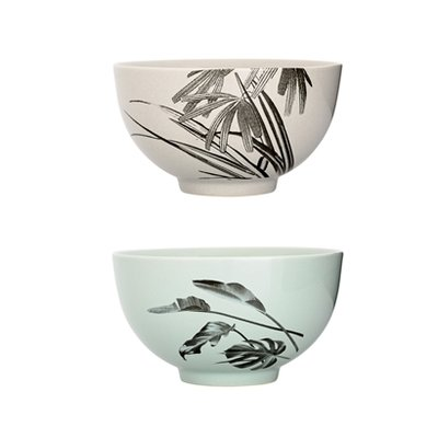 Bloomingville - Bowl Sooji mint