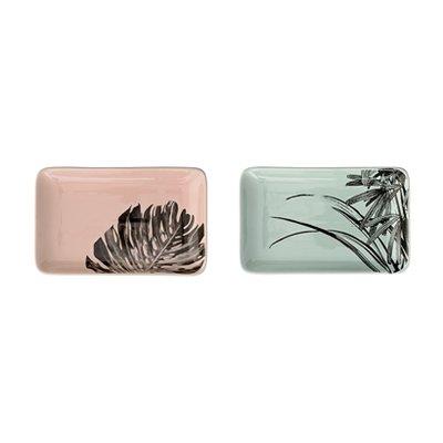 Bloomingville - Plate Sooji mint