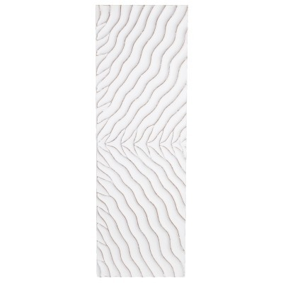PTMD - Wall panel Memphis white