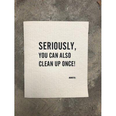 Mijn Stijl - Dishcloth biodegradable seriously